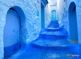 blue city morocco chefchaouen blue city of morocco images pass the knowledge