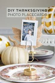 cute thanksgiving photos diy thanksgiving place cards idea u0026 visa gift card giveaway the