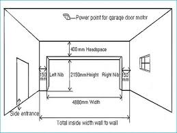 double car garage awesome diions double car garage door home desain of di ions trends