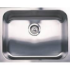 Undermount Stainless Steel Kitchen Sink by Blanco One Undermount Stainless Steel 30 In Super Single Basin