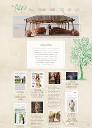 Wedding Planner Websites Custom Wordpress Event Planner Website A Polished Plan Dstripe