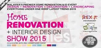 luxury idea 8 home interior design renovation expo malaysia
