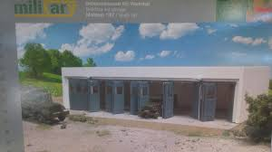 herpa 745819 military or civilian building set garage length 260 herpa 745819 military or civilian building set garage length 260 mm x width 125 mm x height 60 mm www herpa online your independent specialist store