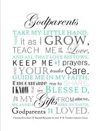 godmother gifts to baby digital file godparents gift godmother gift godfather gift 5x7