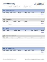 business travel planner u0026 checklist office templates pinterest