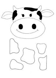 mask templates google search free printable cow mask second