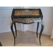 bureau boulle bureau slope boulle marquetry of epoch napoleon iii desks