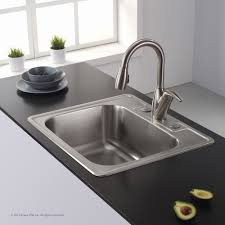 single kitchen sink faucet stainless steel kitchen sink faucet unique commercial kitchen sink