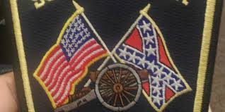 Uniform Flag Patch This South Dakota Town Refuses To Take The Confederate Flag Off