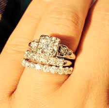 eternity ring finger shoe me your 1 75 ct eternity rings weddingbee