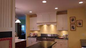 Lights In Soffit Outside by Layers Of Light Make A Kitchen Come Alive Chicago Tribune