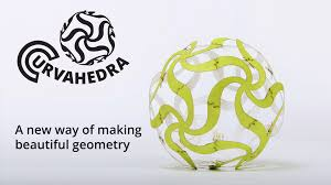 curvahedra a new way to make beautiful geometry by edmund