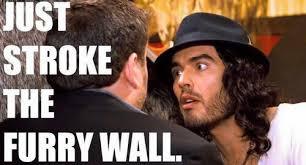 Jeffrey Meme - stroking furry walls after smoking a jeffrey home facebook