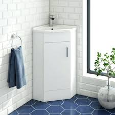 Curved Corner Vanity Unit Small Corner Vanity Unit With Basin Vanities Corner Vanity Sinks
