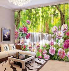 Valance Living Room Online Get Cheap Waterfall Valance Aliexpress Com Alibaba Group