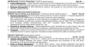 100 sports marketing cover letter 100 sports marketing resume
