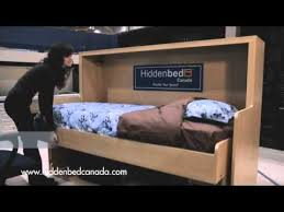 Desk Turns Into Bed Hiddenbed Canada Unique 2 In 1 Desk Bed Better Than A Murphy