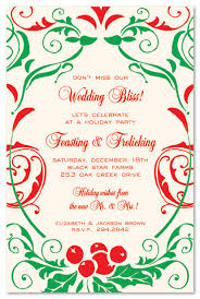 christmas brunch invitations brunch invitation wording jolly foliage charm