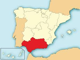 Map Of Spain And Morocco by Andalucia Spain Map Imsa Kolese