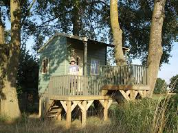 neat babaimage in kids tree houses are fantasies also treehouses
