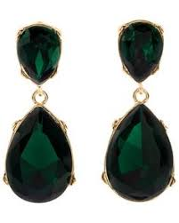 green earrings emerald green earrings for wedding brides and bridesmaids
