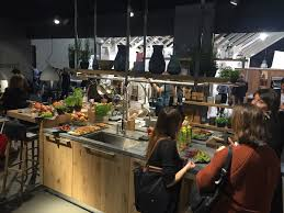 team7 stand at eurocucina 2016 milan filled witheir latest