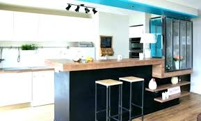 hauteur de bar cuisine beautiful hauteur de bar incroyable hauteur bar cuisine americaine