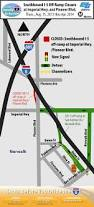 Caltrans Traffic Map Southbound I 5 Pioneer Blvd Imperial Highway Off Ramp To Close For