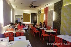 wallpaper restaurant nagore road penang taste iest penang