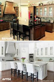 Small Kitchen Before And After Photos Small Kitchen Renos Before And After Home Interiror And Exteriro