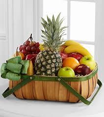 sympathy fruit baskets the ftd thoughtful gesture fruit basket