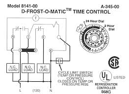 defrost timer wiring diagram defrost wiring diagrams instruction