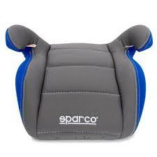 siege bebe sparco rehausseur siège auto groupe 2 3 enfants booster sparco bleu