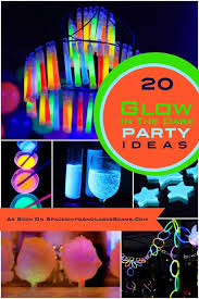 glow in the birthday party glow birthday party isura ink