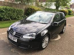 2008 vw golf 2 0 gt tdi dsg diesel automatic 5 door black 1 owner