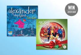 photo albums for kids win 1 of 17 abc kids christmas vol 2 albums competition