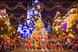 celebrating the holidays with mickey s mery