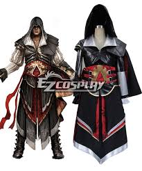 Ezio Halloween Costume Creed Ii Ezio Altair Armor Cosplay Costume