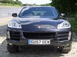 2007 Porsche Cayenne - classic chrome porsche cayenne tiptronic s 2007 57 black