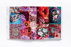 Kaffe Fassett Tapestry Cushion Kits Kaffe Fassett U0027s Bold Blooms Quilts And Other Works Celebrating