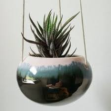 Hanging Ceramic Planter by D U0026w Silks Dracaena Philo And Palm Silk Plant 137003 Silk