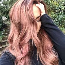 rose gold hair color this fall s hottest hair color trend agadir international