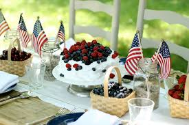 Fourth Of July Table Decoration Ideas Decorate Your Home Outdoors For Independence Day Quality Best Fence