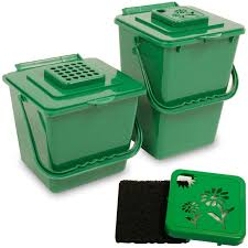 compost canister kitchen kitchen compost bin for better kitchen