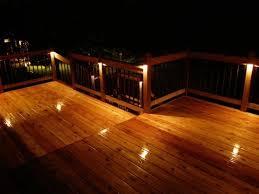 impressive outdoor deck lights ideas collection deck remodel 2018