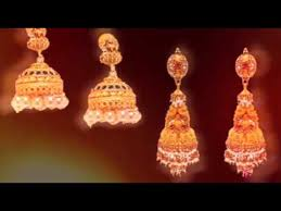 earrings in grt grt jewellery gold earrings designs
