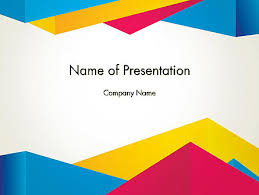 templates powerpoint abstract abstract powerpoint templates origami style layers abstract