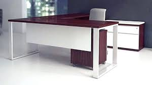 Modern Desk With Drawers Modern Desk With Drawers L Shaped Modern Desk Modern L Shaped Desk