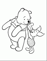 outstanding winnie the pooh coloring pages to print with eeyore