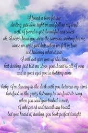 ed sheeran perfect text perfect ed sheeran lyrical love pinterest songs song quotes